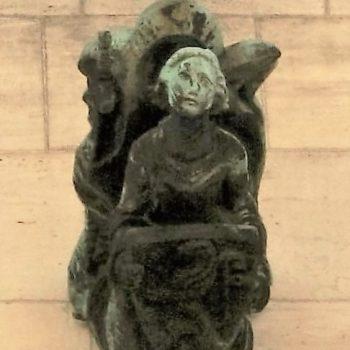 h6r1-v09 Geleenstraat St.Pancratius met wapenschild-Charles Vos