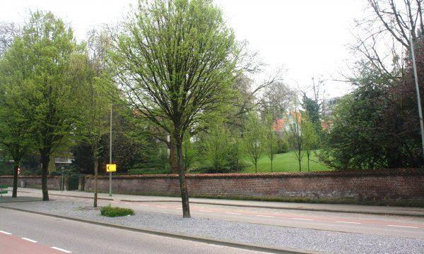 h6r2-b09 Valkenburgerweg - Muur