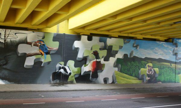 h6r2-b11 Valkenburgerweg - viaduct - Romeins verleden en natuurlandschap-James Jetlag