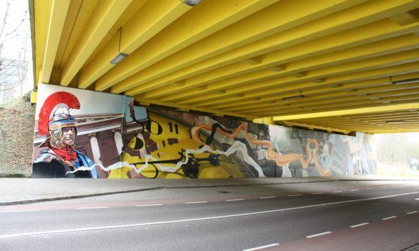 h6r2-b12 Valkenburgerweg - viaduct - Romeins verleden en natuurlandschap-James Jetlag