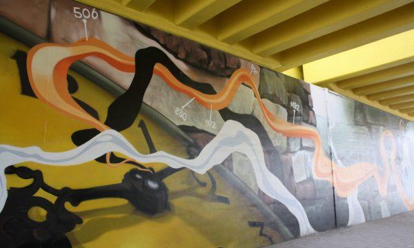 h6r2-b14 Valkenburgerweg - viaduct - Romeins verleden en natuurlandschap-James Jetlag