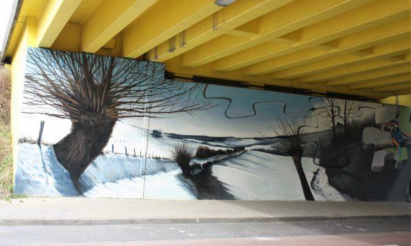 h6r2-b18 Valkenburgerweg - viaduct - Romeins verleden en natuurlandschap-James Jetlag