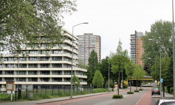 h6r2-b23 Valkenburgerweg - zicht op het centrum