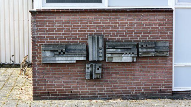 h6r5-da2 Schelsberg - Huisbergerstraat - Plastiek-Theo Lenartz-1970