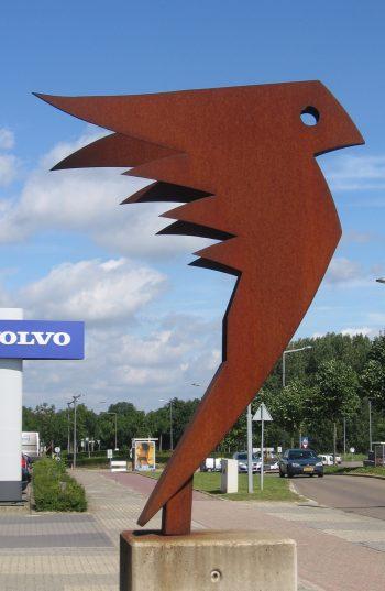 h6r5-p06 Terhoevenderweg Autoboulevard -- Vogelvrij - Jef Wishaupt-2004
