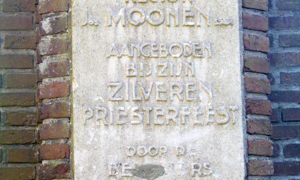 h6r7-k06 Pius XII-plein - H. Hartbeeld - Nieuw Lotbroek