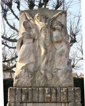 h6r7-m02 Heerlerweg - Maria en Johannes onder het kruis-Jean Weerts-Heerlerweg