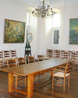 h6r7-r19 Klinkerstraat - Interieur Kasteel Hoensbroek