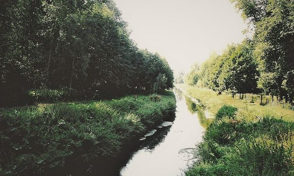 h6r7-v04 Schuureikenweg - De Geleenbeek verlaat de gemeente heerlen