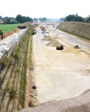 h6r7-z05 Patersweg - Hommerterweg Aanleg Buitenring