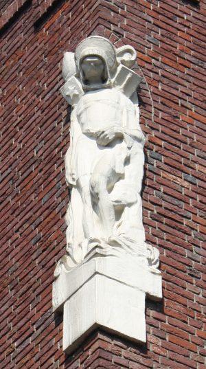 bkr1-m03 Geleenstraat - St. Hubertus-Charles Vos