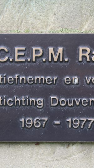 bkr2-a17 Valkenburgerweg - Ir. Raedts-Arthur Spronken-1987- (Douvenrade)