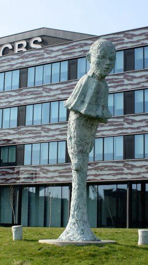 bkr2-d01 CBS-weg Mediaan-Johan Tahon-2009