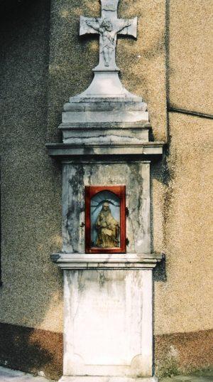 bkr6-p01 Ten Esschen - Cenotaaf - Oudste Heerlense grafkruis -1767