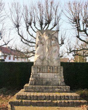 bkr7-g01 Heerlerweg - Maria en Johannes onder het kruis-Jean Weerts - Nieuw Lotbroek
