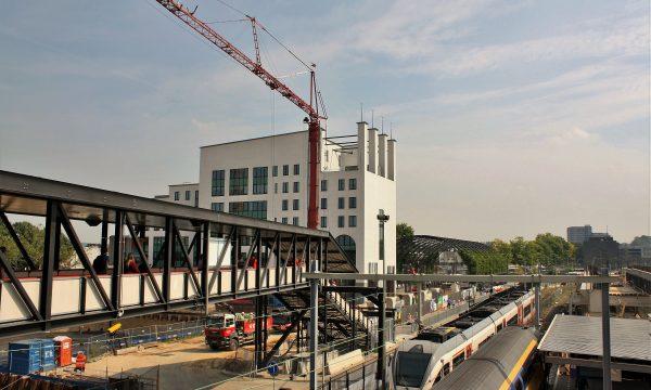 h6r1-j12 Stationsplein Maankwartier in aanbouw