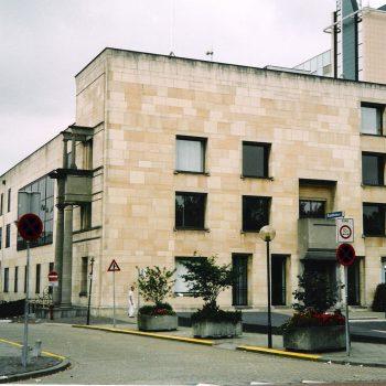 R2a13- Raadhuisplein - gemeentehuis-F.Peutz-1936-1938