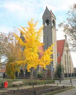 R2a17-Tempsplein - Ned. Hervormde Kerk-J.en Th.Stuivenga-1932