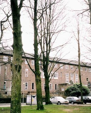 R3a11a-Bekkerveld Voorm. R.K. kweekschool Maria Immaculata - F. Peutz - 1929