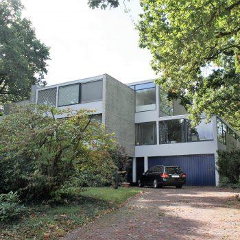 R3a14-Zandweg - Villa Van Slobbe -G.T.Rietveld-1963