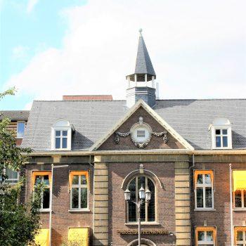 R3a15c-Zandweg- Ingang Parc Imstenrade