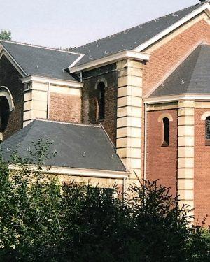 R3a17b Zandweg Elisabethkapel - Achterkant aan de Zandweg
