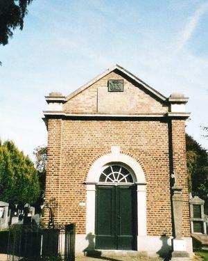 R3a1a-Akerstraat -Begraafplaats -Kerkhofkapel - 1848