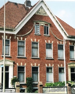 R3a5-Akerstraat - Dubbele villa-H.H.A. Tummers - 1918