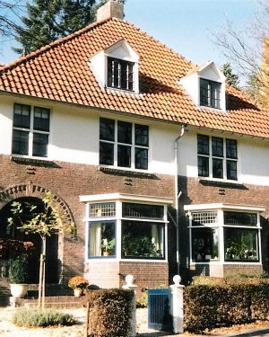 R4a7 Molenberglaan - Dubbel woonhuis - J. Stuyt-1918