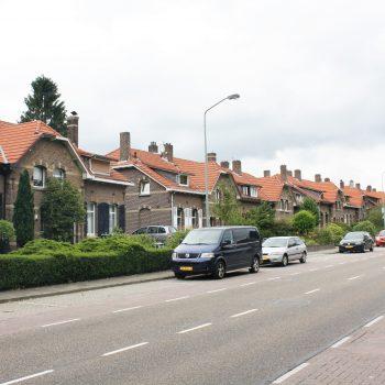 R5a11a- Rennemigstraat - Beambtenwoningen