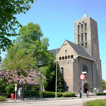 R5a13- Heerenweg - Heksenberg - R.K.Kerk St. Gerardus Majella