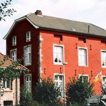 R5a15 Passartweg - Herenhuis bij voorm. kasteeelhoeve