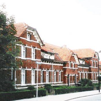 R5a7- Ganzeweide -Beambtenwoningen