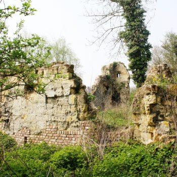 R6a11a- Eikendermolenweg - Ruine Eyckholt
