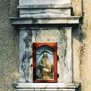R6a16 -Esschenderweg - Cenotaaf- Oudste kruisbeeld van Heerlen