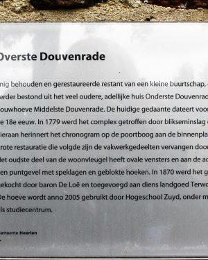 R6a8b- Douvenraderallee - Overste Douvenrade