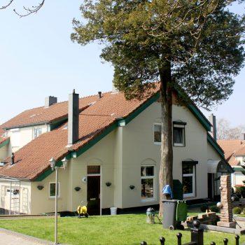 R7a4 Buttingstraat - Rug-aan-rug-woningen