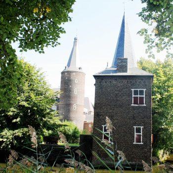 R7a6b Klinkerstraat - Kasteel Hoensbroek