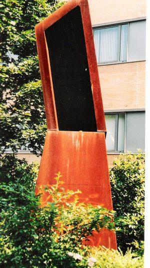 bkr1-o02 Laanderstraat - Shelter-Shlomo Koren-1993