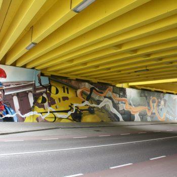 bkr2-a06 Valkenburgerweg - viaduct - Romeins verleden en natuurlandschap-James Jetlag