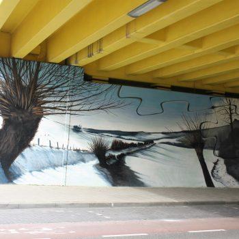 bkr2-a12 Valkenburgerweg - viaduct - Romeins verleden en natuurlandschap-James Jetlag