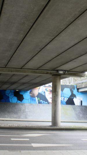 bkr2-b01 Looierstraat - Viaduct -Naamloos -James Jetlag