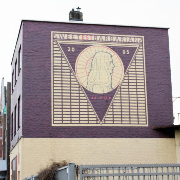 bkr2-f13 Spoorsingel - Gringelstraat - Sweet Barbarians-Marke Newton(En)