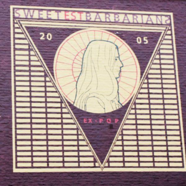 bkr2-f14 Spoorsingel - Gringelstraat - Sweet Barbarians