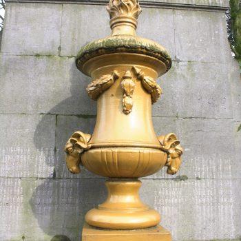 bkr3-a05 Akerstraat - Begraafplaats -Belgisch oorlogsmonuument