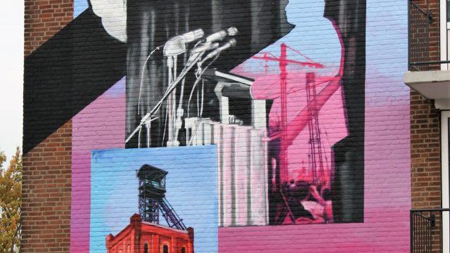 bkr4-a5 Vijgenweg-Oude Kerkstraat-Muurschildering - Gaia (US)