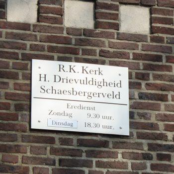 bkr4-j01 Eindhovenstraat - Jezus en de twaalf Apostelen Eindhovenstraat