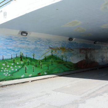 bkr6-b02 Benzenrade - Viaduct -Sprookjeswereld