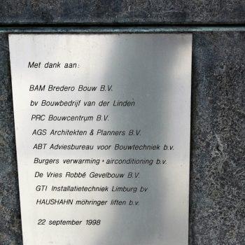 bkr6-k02 Nieuw Eyckhholt - Bloem-Desiree Tonnaer-1999- Zuyd Hogeschool