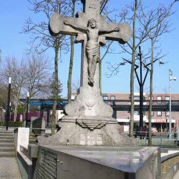 bkr7-c02 Gebrookerplein Kruisbeeld